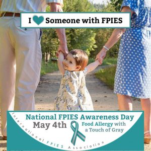 5 Easy Things You Can Do to Support National FPIES Awareness Day on